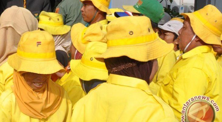 Lima Pasukan Kuning Akan Umroh Setiap Tahun