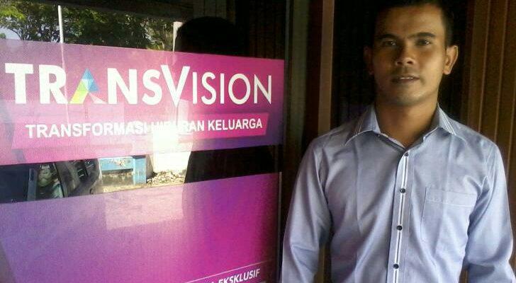 Transvision Incar 12 Ribu Pelanggan Riau