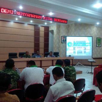 Kampus IPDN Riau Sosialisasi Kegiatan Praktek Lapangan ke Pemkab Rohil