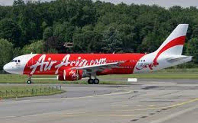 Air Asia Terpaksa Mendarat di KL