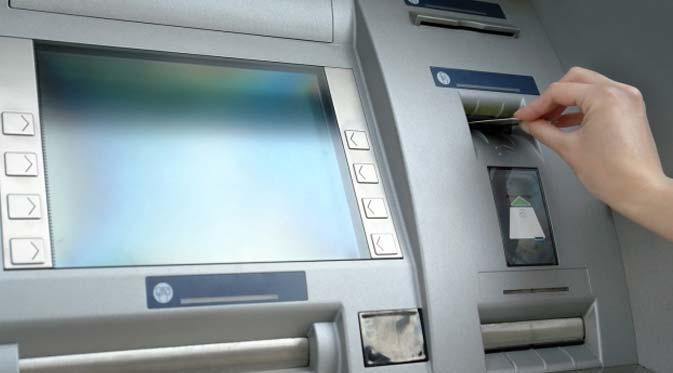 Rakyat RI Gesek Kartu ATM 369 Juta Kali Dalam Sebulan