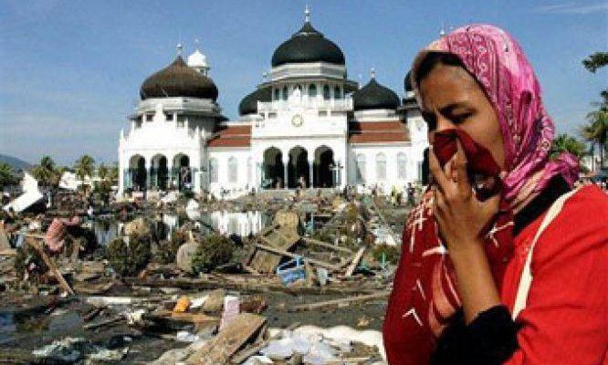 Masjid Baiturrahim Ini Saksi Bisu Tragedi Tsunami Bertuahpos