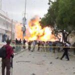Setelah Suara Tembakan, Bom Mobil Meledak Dalam Hotel