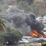 Dua bom di Irak menewaskan puluhan jiwa