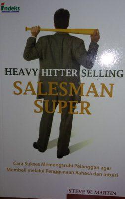 Wiraniaga yang Baik itu Salesman Super