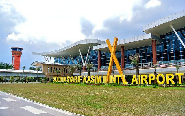 Hotspot di Riau Belum Ancam Aktivitas Bandara SSK II