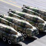 China Pasang Peluncur Rudal di Perbatasan Rusia