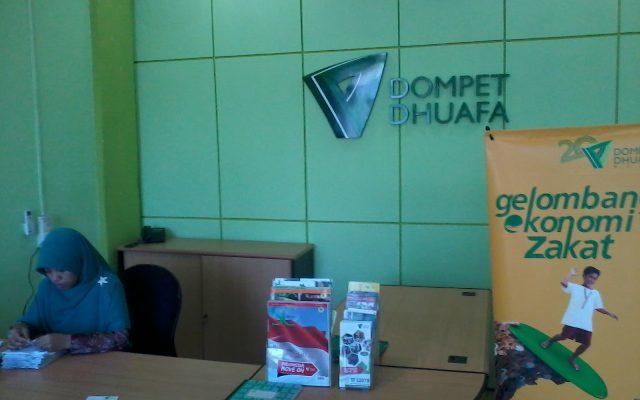 Dompet Duafa Riau Himpun Rp 20juta untuk Palestina