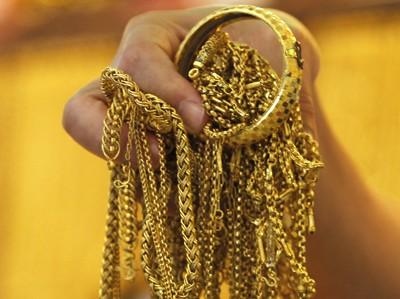 Harga Emas Perhiasan Naik Tipis