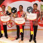 Capella Kirim 5 Wakil ke Ajang Kontes Layanan Honda