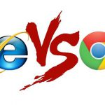 Google Chrome Geser Internet Explorer di AS