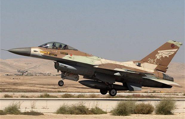 Al-Qassam Tembak Jatuh F-16 Israel dengan Rudal  Muhaimin
