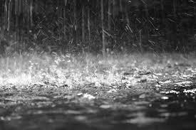 Diguyur Hujan Seharian, Warga Inhu Bisa Bernafas Lega