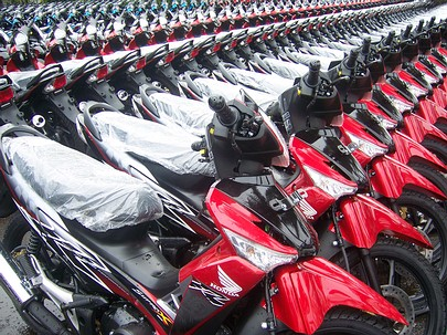 Penjualan Honda di Kuartal Pertama Meningkat 5 persen