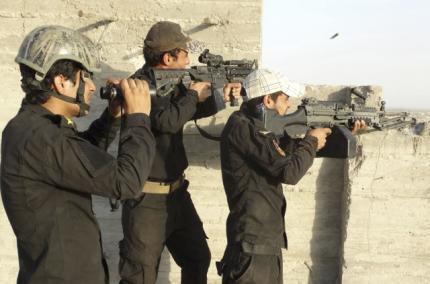 Angkatan Udara Irak Gempur Kantor Pengadilan Bentukan ISIS, 60 Orang Tewas