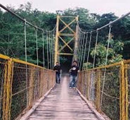 Kades Kampar Minta 4 Jembatan Gantung