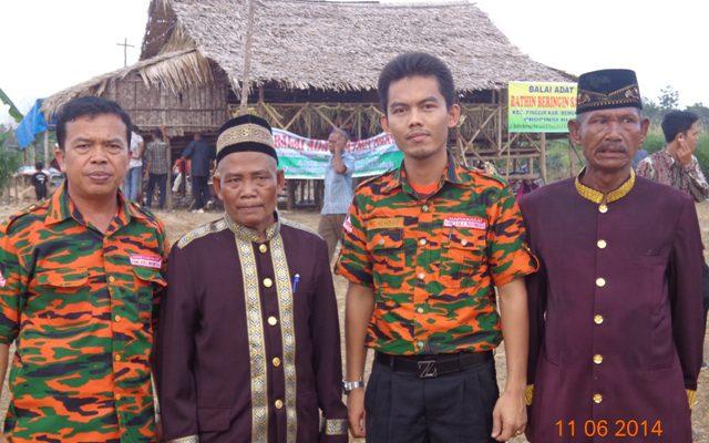 MPI Riau Hadiri Pengukuhan Bathin Beringin Sakai