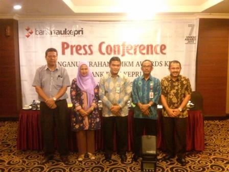 NPL Meningkat, Ini Kata Dirut Bank Riau