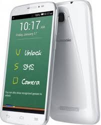 Smartphone Panasonic Sasar Pasar India