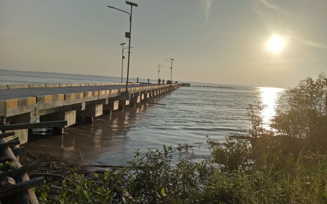Belum Ada Kejelasan Kelanjutan Pembangunan Pelabuhan Bagan Siapiapi
