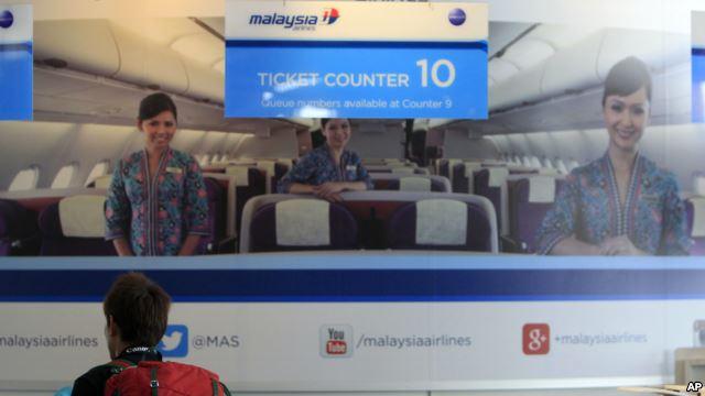 Pesawat Malaysian Airlines Hilang Kontak