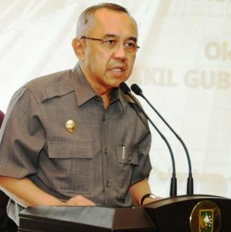 Plt Gubri Malas Komentar Soal Pencopotan Kepala Daerah