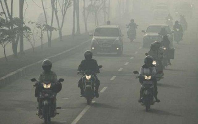 Bahaya Menghirup Asap Kebakaran Hutan