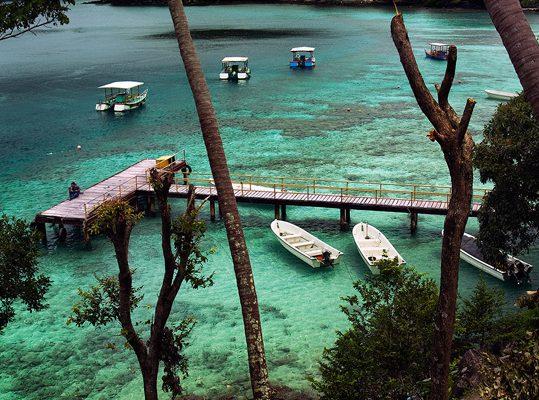 Mengintip Keindahan Bawah Laut Pantai Iboih di Sabang