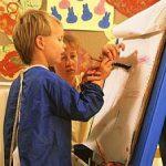 Terapi Seni Membantu Anak-Anak Yang Bermasalah Dalam Berprilaku