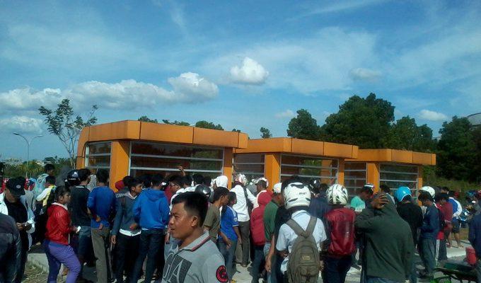 Tiket Laga U19 Ludes, Calo Naikkan Harga Dua Kali Lipat