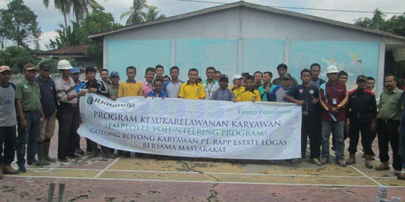 Jelang Ramadhan, RAPP Bersih-bersih 3 Desa