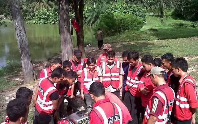 RAPP Bentuk Fire Emergency Reaction Team