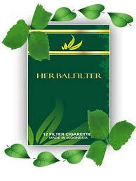 Nenek pun Beralih ke Rokok Herbal