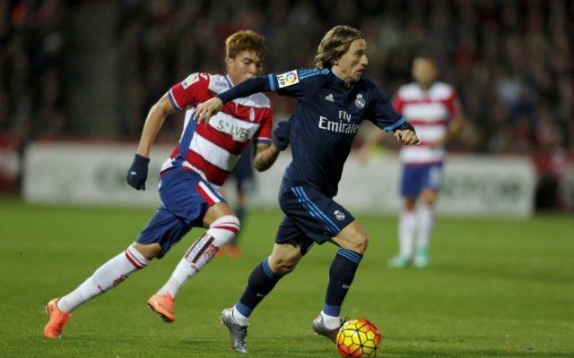 Real Madrid Menang Lawan Granada Dengan Tendangan  Jarak Jauh Modric