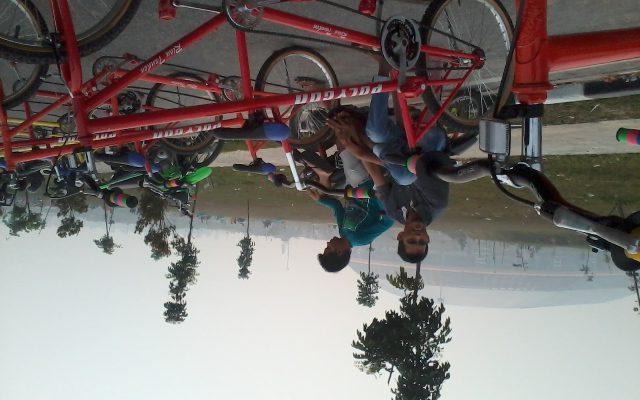Omset Sepeda Gandeng Turun Karena Asap