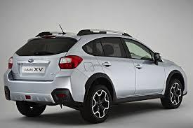 Subaru XV Perpaduan Kelas SUV dan MPV