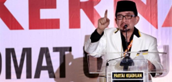 Salim Segaf Berbicara RUU KPK
