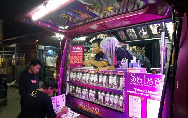 Semakin Harum, Salsa Perfume Targetkan Belasan Outlet di Pekanbaru