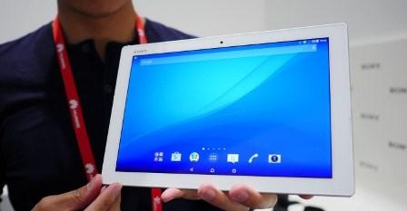Dijual Rp 10 Juta, Ini Kelebihan Sony Xperia Z4 Tablet