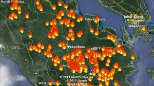 36 Hotspot Tersebar di Sumatera, Riau Sumbang Delapan Titik