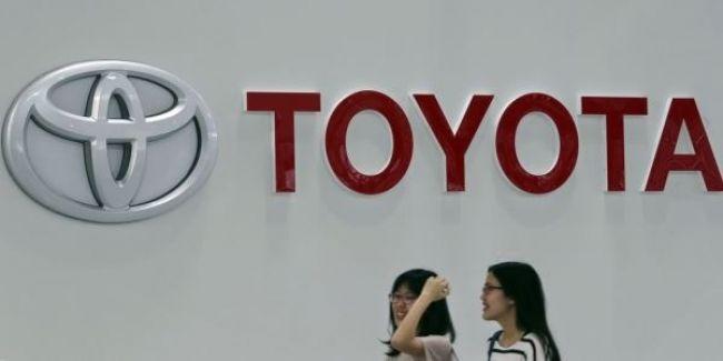 Toyota masih jadi produsen mobil terbesar sejagat raya