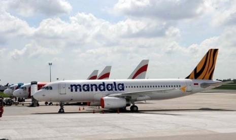 Tigerair Mandala maskapai pertama di Asia yang selesaikan ALOS