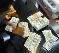 Nilai Tukar Valas di 4 Bank Besar RI