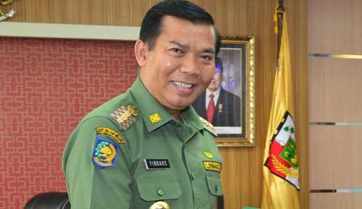 Walikota Pekanbaru Hadiri Rapat Percepatan RTRW Riau