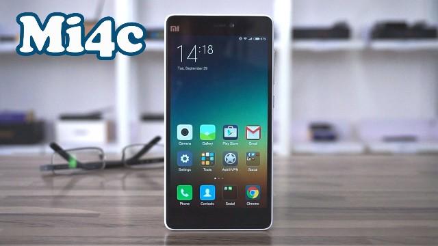 Mi4c, Keluaran Terbaru Xiaomi Setelah Mi4i