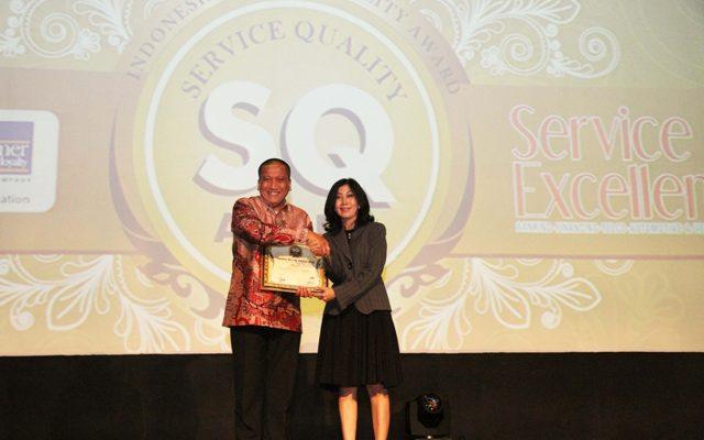 4 Kali Berturut, ALfamart Raih Service Quality Award