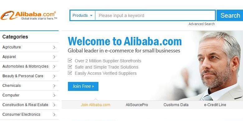 Hadapi Wal-Mart, Alibaba Rambah Bisnis Ritel
