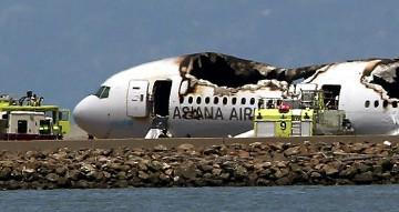 Pesawat Kecelakaan, Saham Asiana Airlines Jatuh 12%