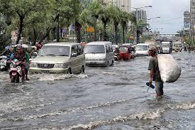 Gawat ! Tujuh Kecamatan di Kampar Terendam Banjir
