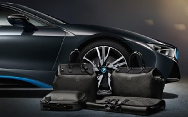 Louis Vuitton Desain Tas BMW i8